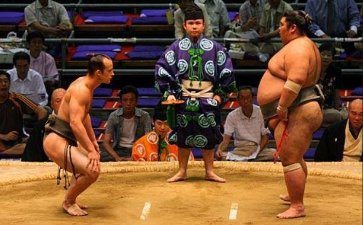 Screenshot 122 - Grappling Cross-Training: Benefits Of Sumo for BJЈ