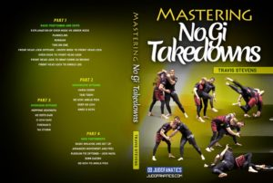 TravisStevens MasteringNoGiTakedowns Cover 1024x1024 300x202 - No-Gi Takedowns - The Best DVDs and Digital Instructionals