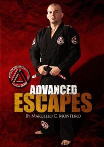 advanced escapes 212x300 - The Best BJJ Escapes DVD and Digital Instructionals