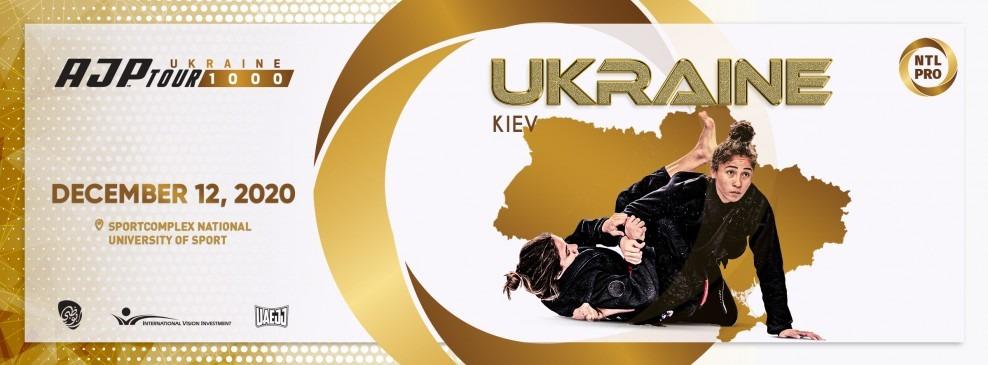 ajp tour ukraine national pro gi 2020 - Major BJJ Events In 2020: What Is Left Of IBJJF, UAEJJF, ADCC?