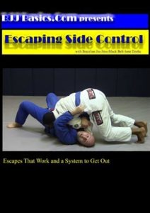 ante escape side 212x300 - The Best BJJ Escapes DVD and Digital Instructionals