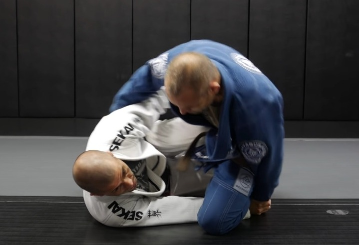 embarrassing sweep - The Most Embarrasing Of All BJJ Half Guard Sweeps
