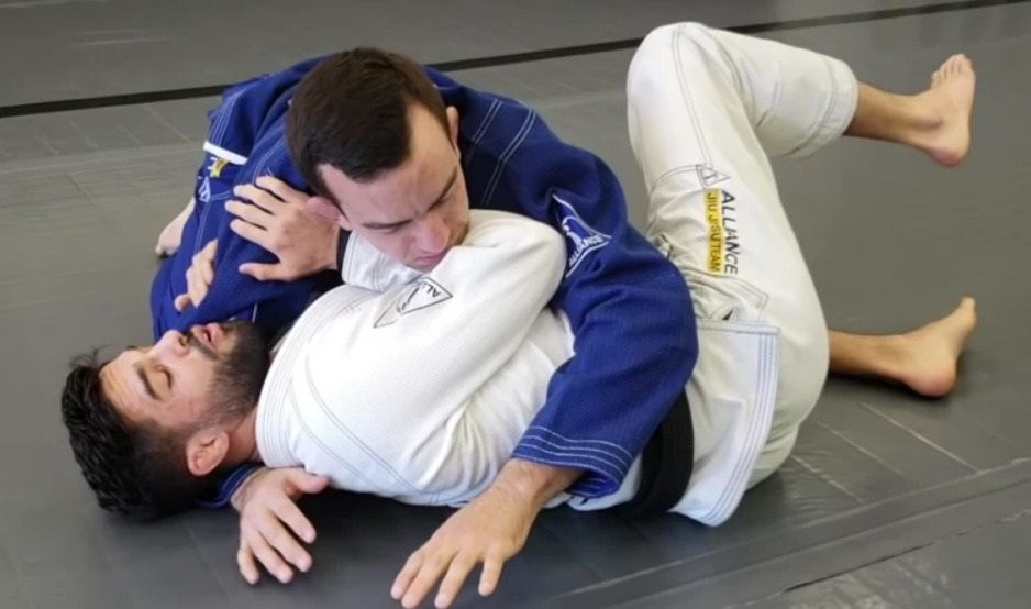 escaping side control - Escaping Side Control Like A Boss With A Surprise Armlock