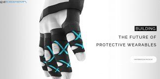Exoligamentz protective BJJ Glove for BJJ, Grappling, judo, jiu jitsu