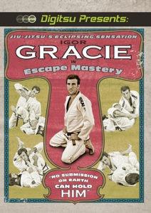 gracie escapes 212x300 - The Best BJJ Escapes DVD and Digital Instructionals