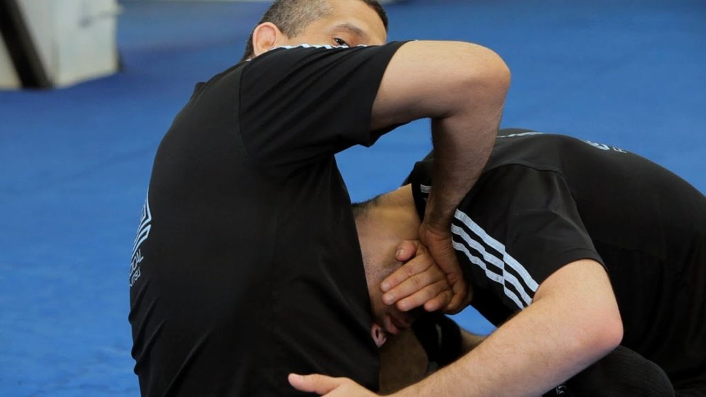 maxresdefault 5 1024x576 - How To Make The Standing Guillotine Choke Work For You