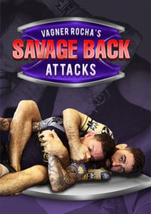 rocha back 212x300 - All Back Attacks DVD Instructionals