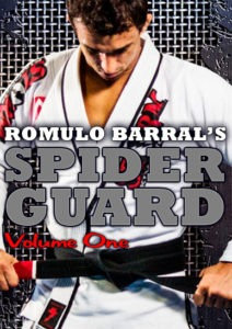 romulo spider vol1 212x300 - The Best SPIDER GUARD DVD And Digital Instructionals