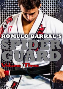romulo spider vol3 212x300 - The Best SPIDER GUARD DVD And Digital Instructionals