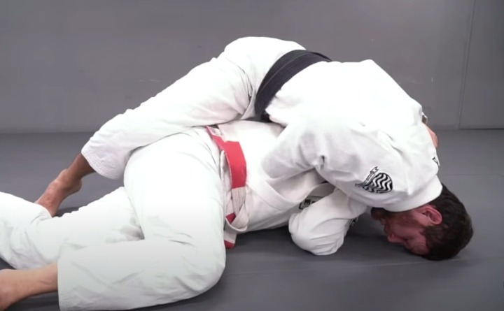side control mount - Roger Gracie DVD Review: The Roger Gracie Side Control System