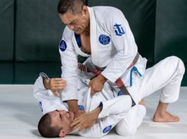 The BJJ Punch Choke From Eveywhere