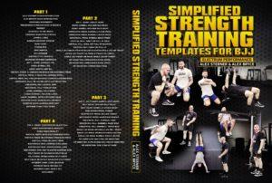 AlexSterner AlexBryce SimplifiedStrengthTrainingTemplatesforBJJ Cover 1024x1024 300x202 - The Best Strength & Conditioning DVD and Digital Instructionals