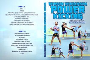 BensonHenderson BensonHendersonPowerKicking Cover 1024x1024 300x202 - The Best Striking DVD Instructionals and Digital Releases