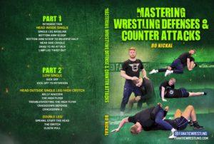 Mastering Wrestling Defenses & Counter Attacks by Bo Nickal