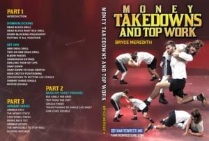 Money Takedowns and Top Work by Bryce Meredith