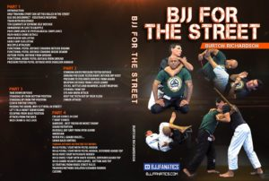 Burton Richardson BJJ for Street cover 1024x1024 300x202 - All The Best Self Defense DVD and Digital Instructionals