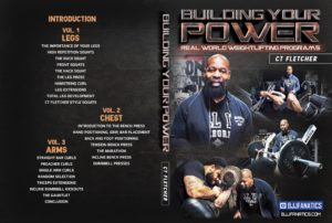 CTFLETCHER Covera 1024x1024 300x202 - The Best Strength & Conditioning DVD and Digital Instructionals