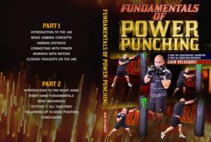 CainVelasquez FundamentalsofPowerPunching COVER 1024x1024 300x202 - The Best Striking DVD Instructionals and Digital Releases