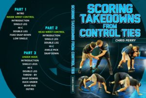 Scoring Takedowns From Control Ties by Chris Perry
