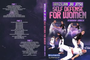 Deborah Gracie Cover 1024x1024 300x202 - All The Best Self Defense DVD and Digital Instructionals