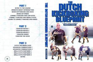 The Dutch Kickboxing Blueprint by Ernesto Hoost