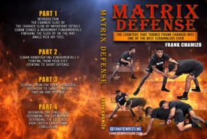 Matrix Defense by Frank Chamizo