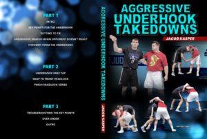 Aggressive Underhook Takedowns by Jacob Kasper