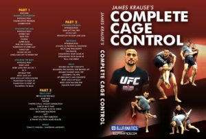 JamesKrause Cover 1024x1024 300x202 - The Best MMA DVD and Digital Courses