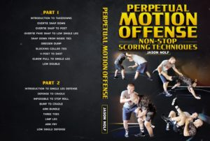 Perpetual Motion Offense by Jason Nolf