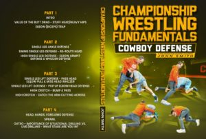 Championship Wrestling Fundamentals Cowboy Defense by John Smith