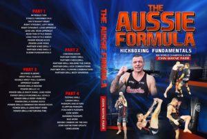 The Aussie Formula: Kickboxing Fundamentals by John Wayne Parr