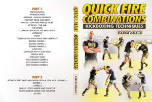 Quick Fire Combinations by Karim Ghajji
