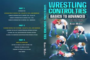 Wrestling Control Ties by Kerry McCoy