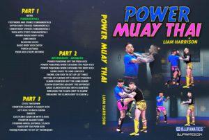 Power Muay Thai by Liam Harrison
