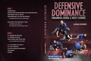 Defensive Dominance by Logan Stieber
