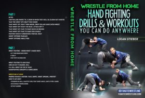 Wrestle From Home Hand Fighting Drills & Workouts by Logan Stieber