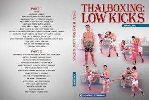 Thai Boxing Low Kicks by Manachai