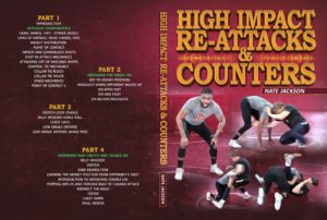 High Impact Re-Attacks & Counters by Nate Jackson