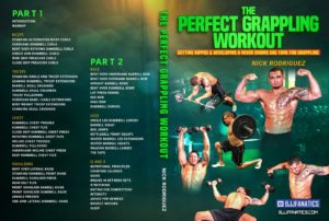 Nicky Rodriquez Cover 1 1024x1024 300x202 - The Best Strength & Conditioning DVD and Digital Instructionals