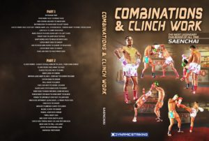 Combinations and Clinch Work by Saenchai