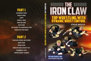 The Iron Claw by Steve Mocco