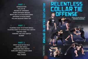 Relentless Collar Tie Offense by Thomas Gilman