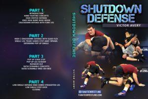 Shutdown Defense by Victor Avery