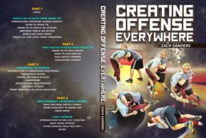 Creating Offense Everywhere by Zach Sanders