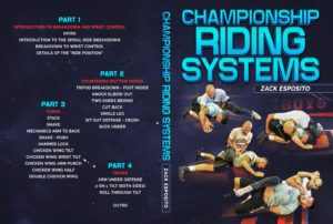 Championship Riding Systems by Zack Esposito