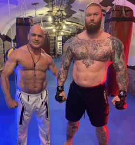 download 2020 12 10T002143.612 280x300 - BJJ Black Belt VS World's Strongest Man Ft Bas Rutten, Josh Palmer & The Mountain