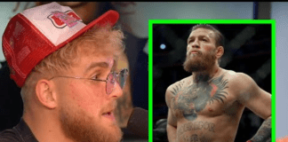 Youtuber Jake Paul called out former UFC Champion Conor McGregor for a $50 Million Dollar fight.