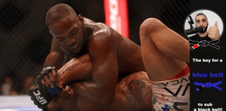 Use this one submission to submit any black belt with Firas Zahabi
