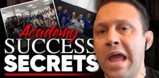How To Run A Successful Brazilian Jiu-Jitsu Academy - Renzo Gracie