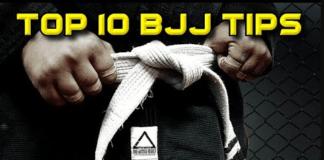 Top10 BJJ Tips For White Belts & Beginners